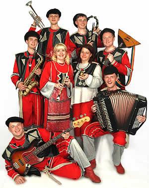 Про російські народні пісні
