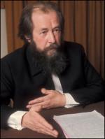 Про писателя Александра Солженицына