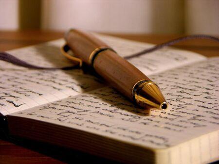 Про ідею написати роман
