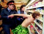 Про воровство в супермаркетах