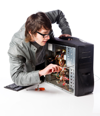Про збірку комп'ютерів