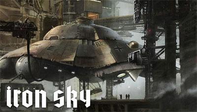 Про фільм «Залізне небо» («Iron Sky»)