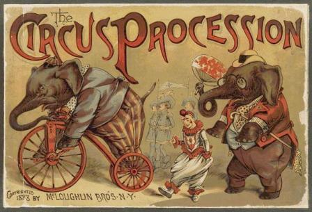19th-Century-Circus