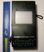 Портативный телевизор Casio TV-50 1984 года