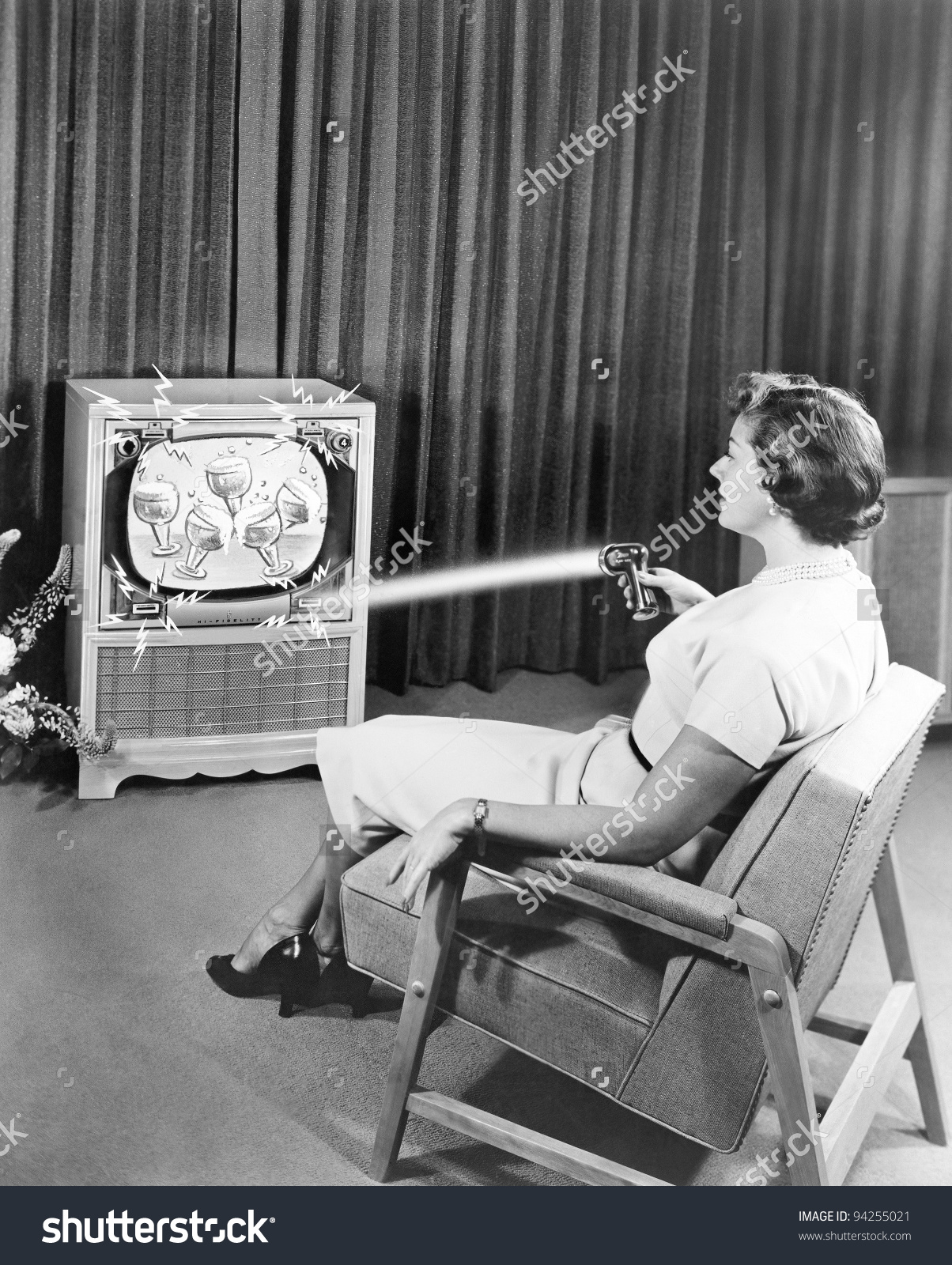 stock-photo-early-zenith-remote-control-tv-set-june-94255021