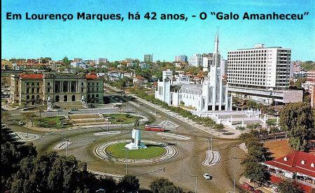 Лоренсу-Маркиш - столица португальского Мозамбика