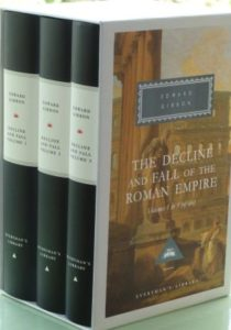 The Decline and Fall of the Roman Empire by Edward Gibbon