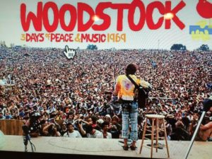 Вудсток, лето 1969 г.