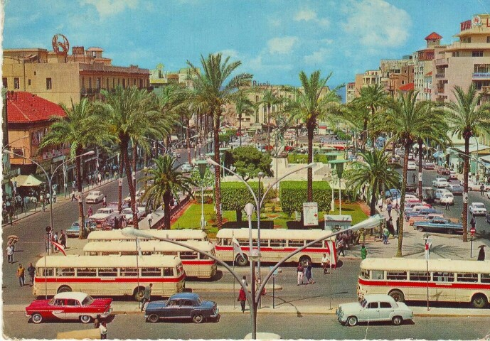 Бейрут, 1964 г.